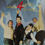 LP / VA -✦✦ BETWEEN FOUR LOVERS & FOUR SEASONS ✦✦ White Doo-Wop